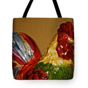 Party Chicken Tote Bag