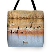 Party Island Tote Bag