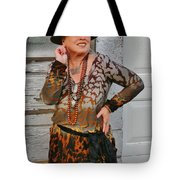 Party Night Gypsy Tote Bag