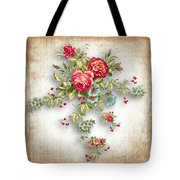Party Of Roses  Tote Bag