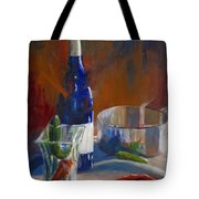 Party Peppers Tote Bag