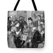 Party Toast, 1872 Tote Bag