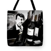 Partying With Dean Tote Bag