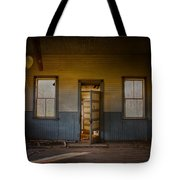 Partys Over  Tote Bag