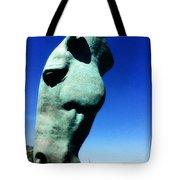 Parx Horse Tote Bag