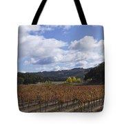 Paso Robles Autumn Tote Bag