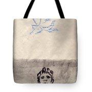 Paso Un Angel Tote Bag