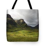 Pass Of Glencoe - D002455 Tote Bag