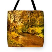 Passage Down The River Tote Bag