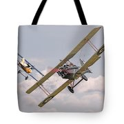Passage Of Arms Tote Bag