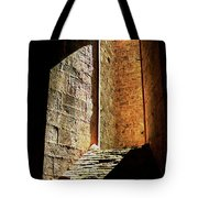 Passage Of Light Tote Bag