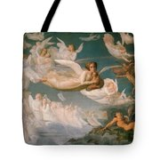 Passage Of The Souls Tote Bag