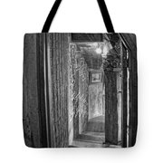 Passageway At Fonthill Castle Tote Bag