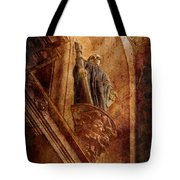 Passed In Glory Tote Bag