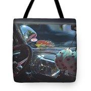 Passengers Side Tote Bag