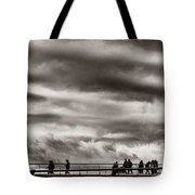 Passing Clouds Tote Bag
