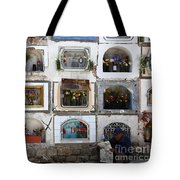 Passing The Time..... Tote Bag