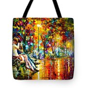 Passion Evening -  New Tote Bag