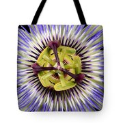 Passion Flower-0008 Tote Bag