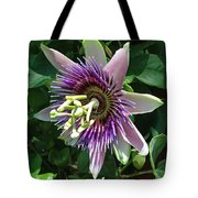 Passion Flower 5 Tote Bag