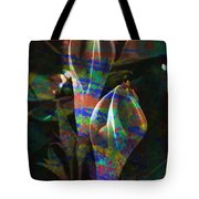 Passion Flowers Tote Bag