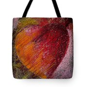 Passion Heart Tote Bag