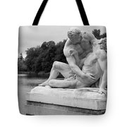 Passion In Rambouillet  Tote Bag