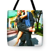 Passion In The Park Tote Bag