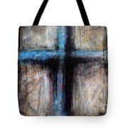 Passion Of The Cross Tote Bag