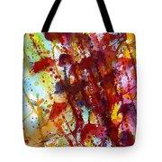 Passion Rising Tote Bag