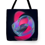 Passionate Embrace Tote Bag