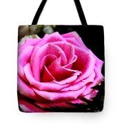 Passionate Rose Tote Bag