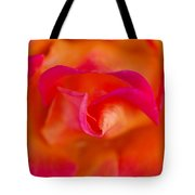 Passion's Flower Tote Bag