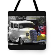 Past And Present Classic Tote Bag