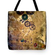 Past Tote Bag