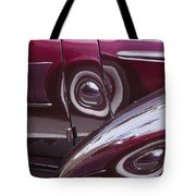 Past Reflections Tote Bag
