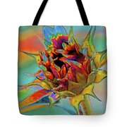 Past Summers Tote Bag