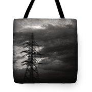 Past Tote Bag by Taylan Apukovska