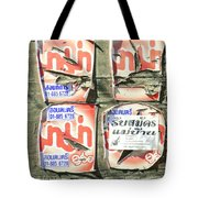 Past Their Sell-by Date.. Tote Bag
