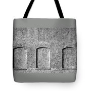 Past Windows Tote Bag