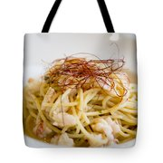 Pasta Food Tote Bag