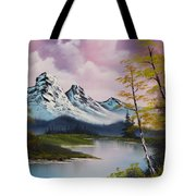 Pastel Fall Tote Bag