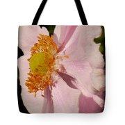 Pastel Pink Mallow Tote Bag