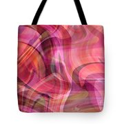 Pastel Power- Abstract Art Tote Bag
