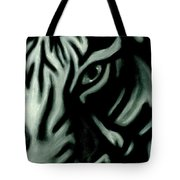 Pastel Tiger Tote Bag