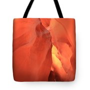 Pastel Tunnel Tote Bag