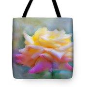 Pastelacious Rose Tote Bag