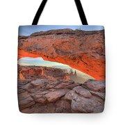 Pastels At Canyonlands Tote Bag