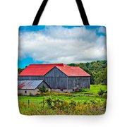 Pastoral Ontario 2 Tote Bag