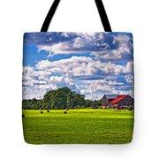 Pastoral Ontario Tote Bag